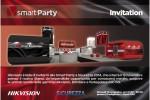 Non perdere lo SmartParty Hikvision!