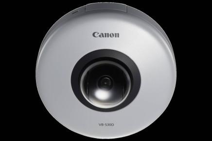 Mini dome Canon VB-S30D