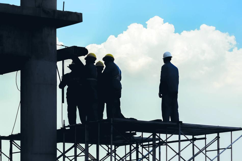 Impalcature, ponteggi e sicurezza delle abitazioni