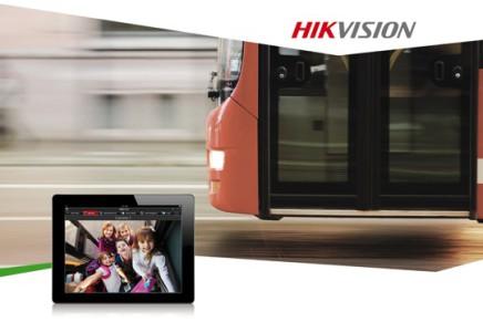 Soluzioni Hikvision per mezzi mobili