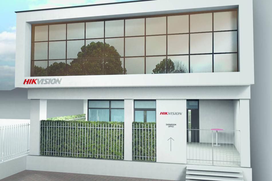 Hikvision inaugura la sua filiale alle porte di Milano