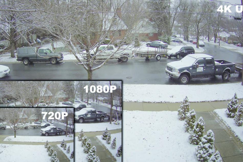 In quali contesti le telecamere 4K offrono prestazioni ottimali?