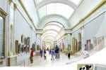 ANTINCENDIO – Con dieci milioni di visitatori nel 2015, il Louvre è il primo museo al mondo per affluenza di pubblico. Per una struttura simile, un sistema antincendio che la protegga in toto diventa dovere civile imprescindibile.