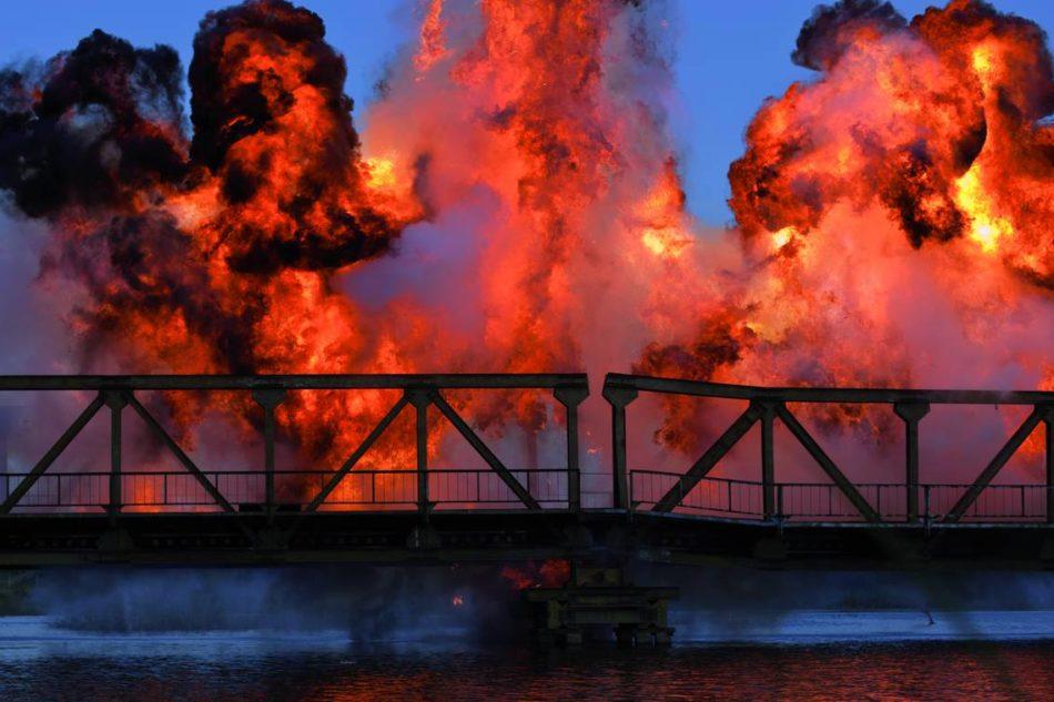 Lo studio degli effetti di un evento esplosivo a elevato potenziale