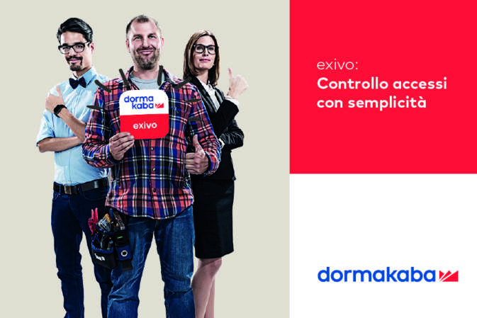 Dormakaba Italia, co-espositore Silca a Sicurezza