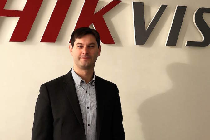 Nuovo Area Sales Manager per Hikvision Italy