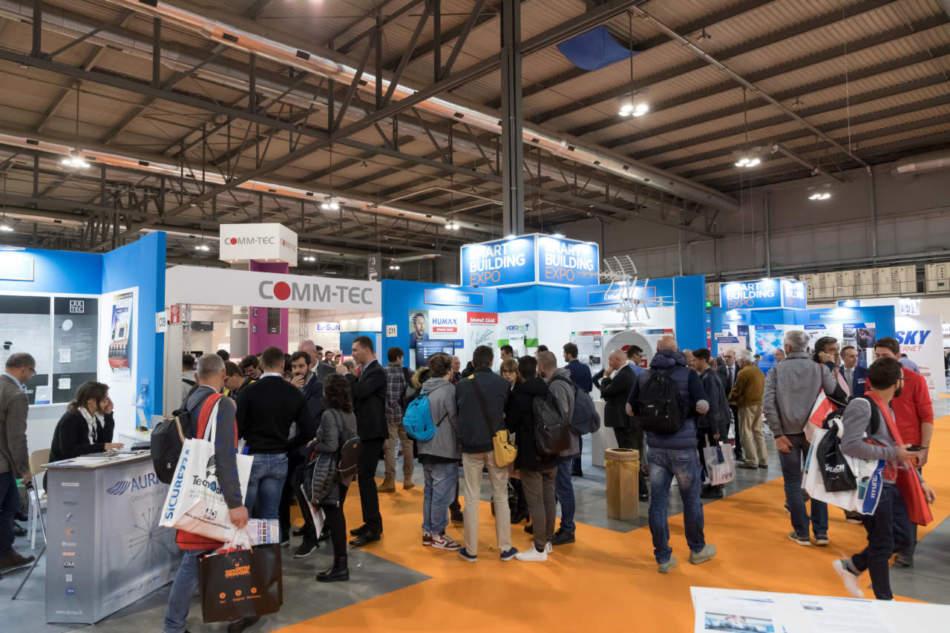Bari, a novembre debutta Smart Building Levante