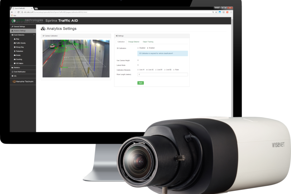 Wisenet AID selezionata per l'Intertraffic Amsterdam Innovation Award