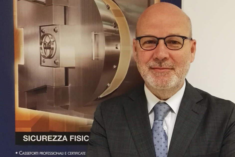 Luigi Rubinelli, nuovo presidente di Anima Sicurezza