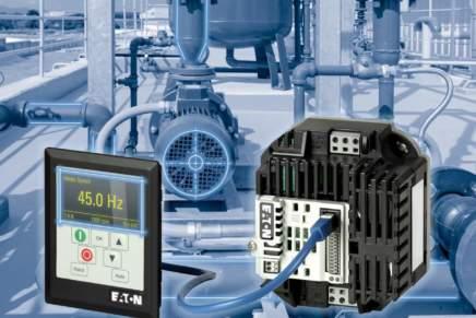 Eaton – Controllo della frequenza anche negli spazi più ristretti con DB1