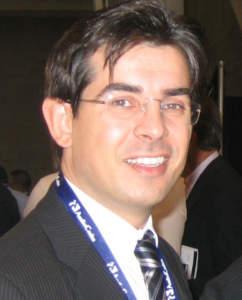 Emiliano Papadopoulos, CEO Allnet.Italia