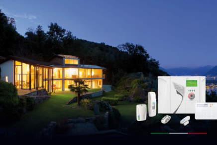 Residenziale Fascia Alta – Vidomo2K, la potente centrale antintrusione wireless di EL.MO.