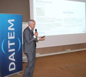 Luca Boschetti, direttore vendite Daitem