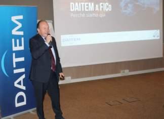 Mario Girotti, direttore generale Daitem