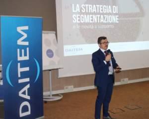 Ermanno Lucci, market manager Daitem