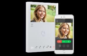 Il videocitofono Mini Wi-Fi di Comelit