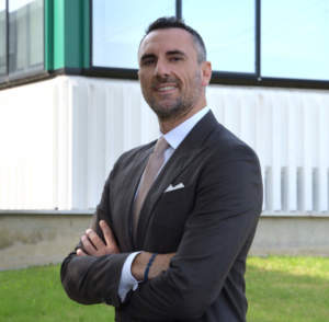 Angelo Gazzoni, country manager Italia di Hexagon Safety & Infrastructure