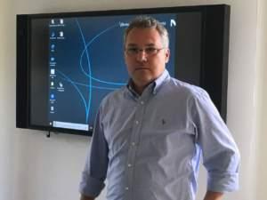 Stefano Sandri, responsabile commerciale del system integrator Teleimpianti