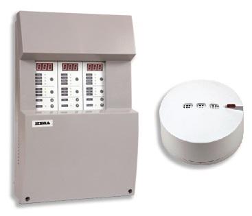 Il sistema di rilevazione gas FM-C500 distribuito da Hesa