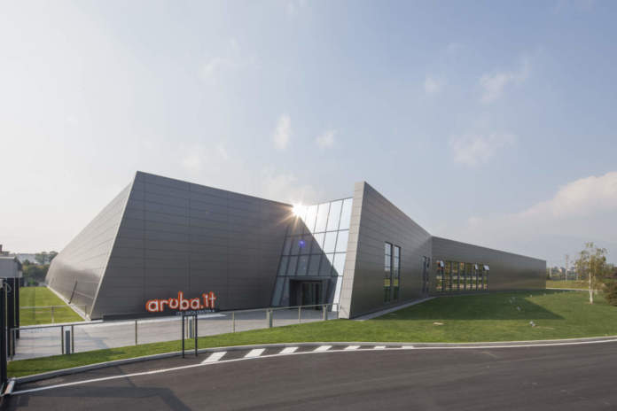 Il Global Cloud Data Center di Aruba a Bergamo