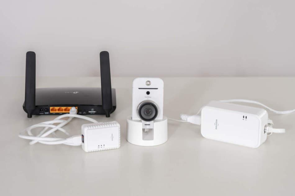 Video sicurezza HD per il residenziale – Come installare un impianto Daitem View