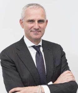 Luca Boschetti,direttore vendite Sicurezza Italia per il Gruppo Hager