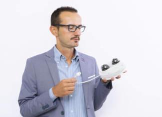 Davide Castello, Technical Manager di Hanwha Techwin Europe