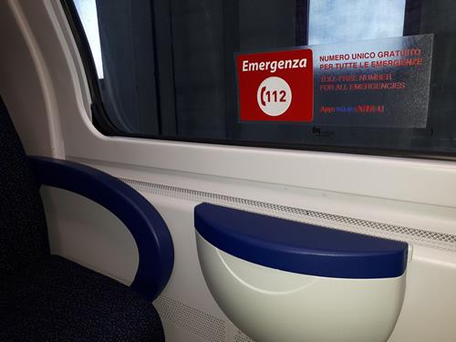 numero unico d'emergenza