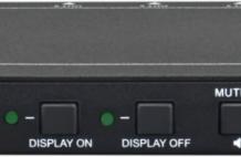 Il nuovo splitter Vivolink HDMI 2x8