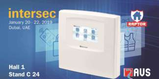 AVS Electronics a Intersec 2019