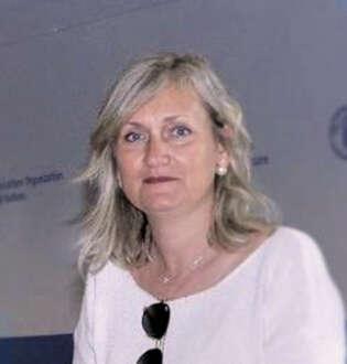 Antonella Sciortino, Regional Marketing manager at Panasonic Marketing Europe