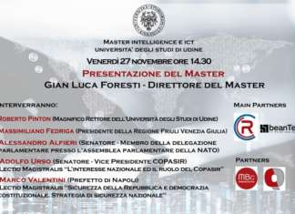 Master in Intelligence e Ict