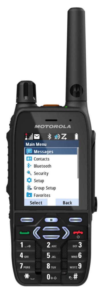 Motorola Solutions Tetra