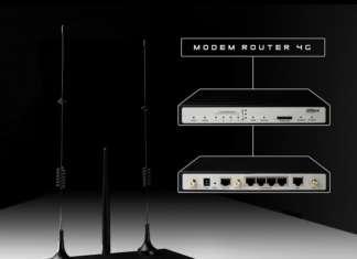 Modem router 4G