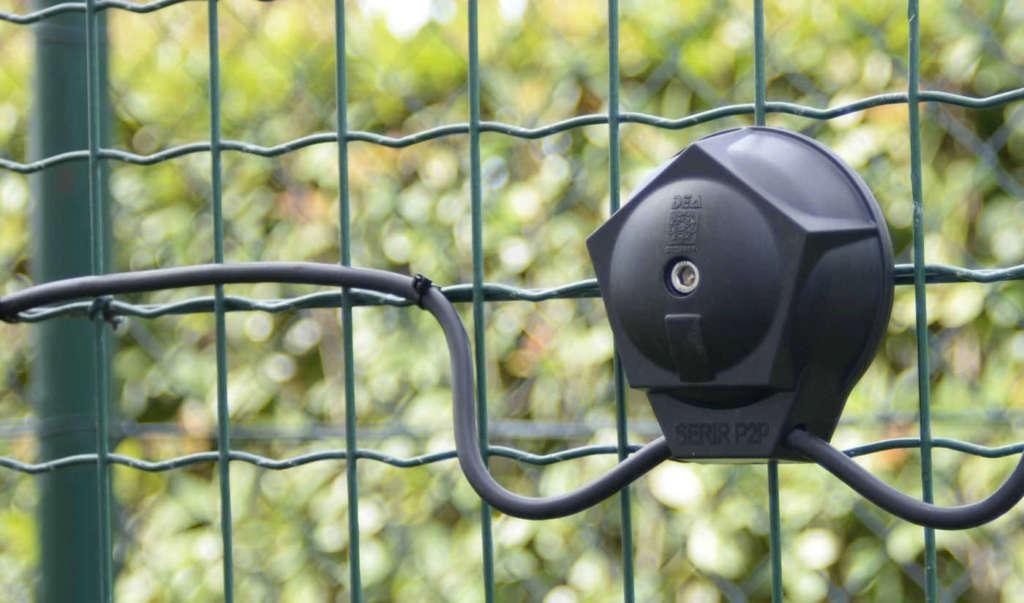 Sensore_piezodinamico sicurezza Perimetrali