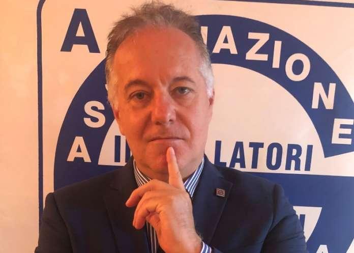 Paolo Gambuzzi Presidente AIPS