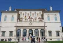 galleria Borghese flusso visitatori